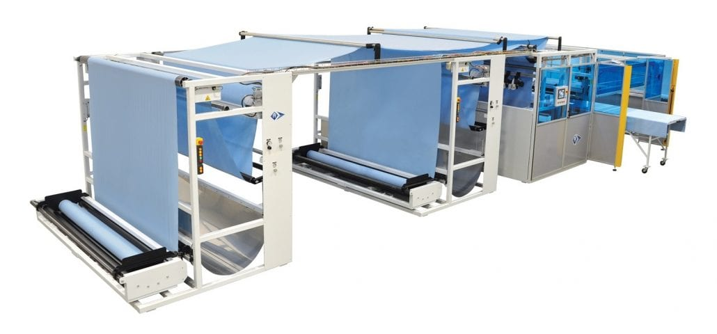 CPT-4700 - Automatic panel cutter. - Automatex