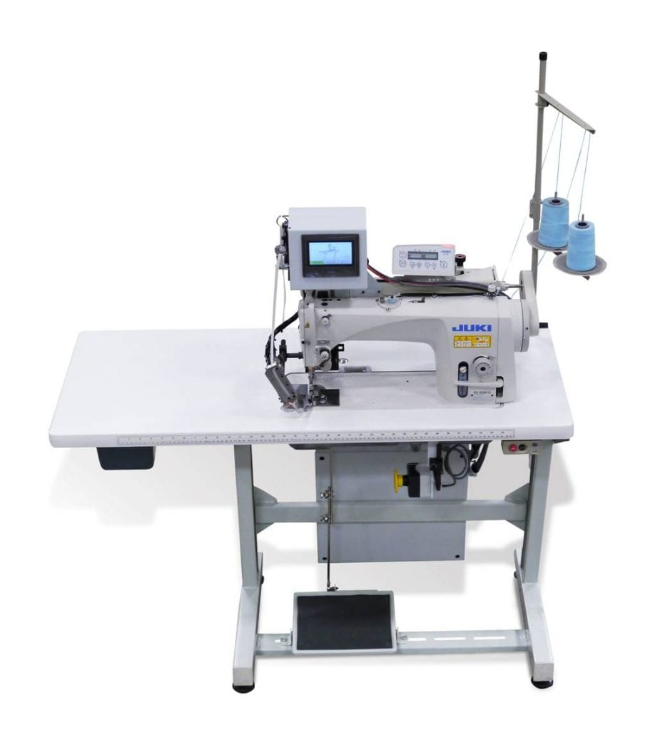 SA-400-EDC - Automated sewing unit for elastic insertion on fitted sheets - Automatex